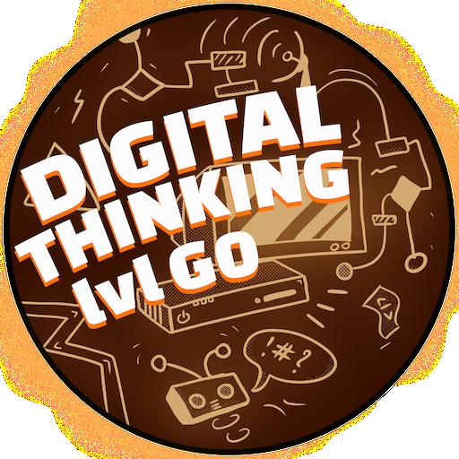Digital Thinking illustration